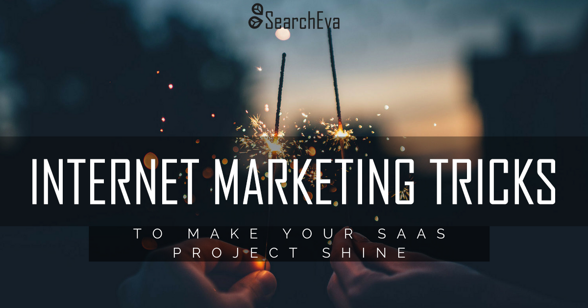 Internet marketing for SaaS project