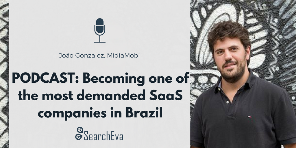 Joao Gonzales takes part in SaaS for Starters podcast series
